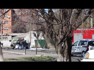 В центре Мариуполя убили полковника СБУ 31 03 2017
