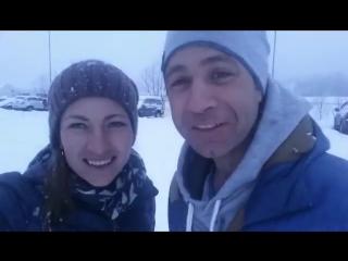 Видеообращение Дарьи Домрачевой и Уле-Эйнара Бьорндалена к участникам «Кубка Анны Богалий – SKIMiR»
