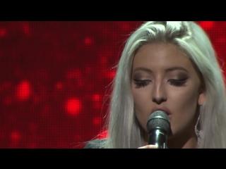 Sofia Karlberg - Crazy In Love Live ¦Guldtuben 2015