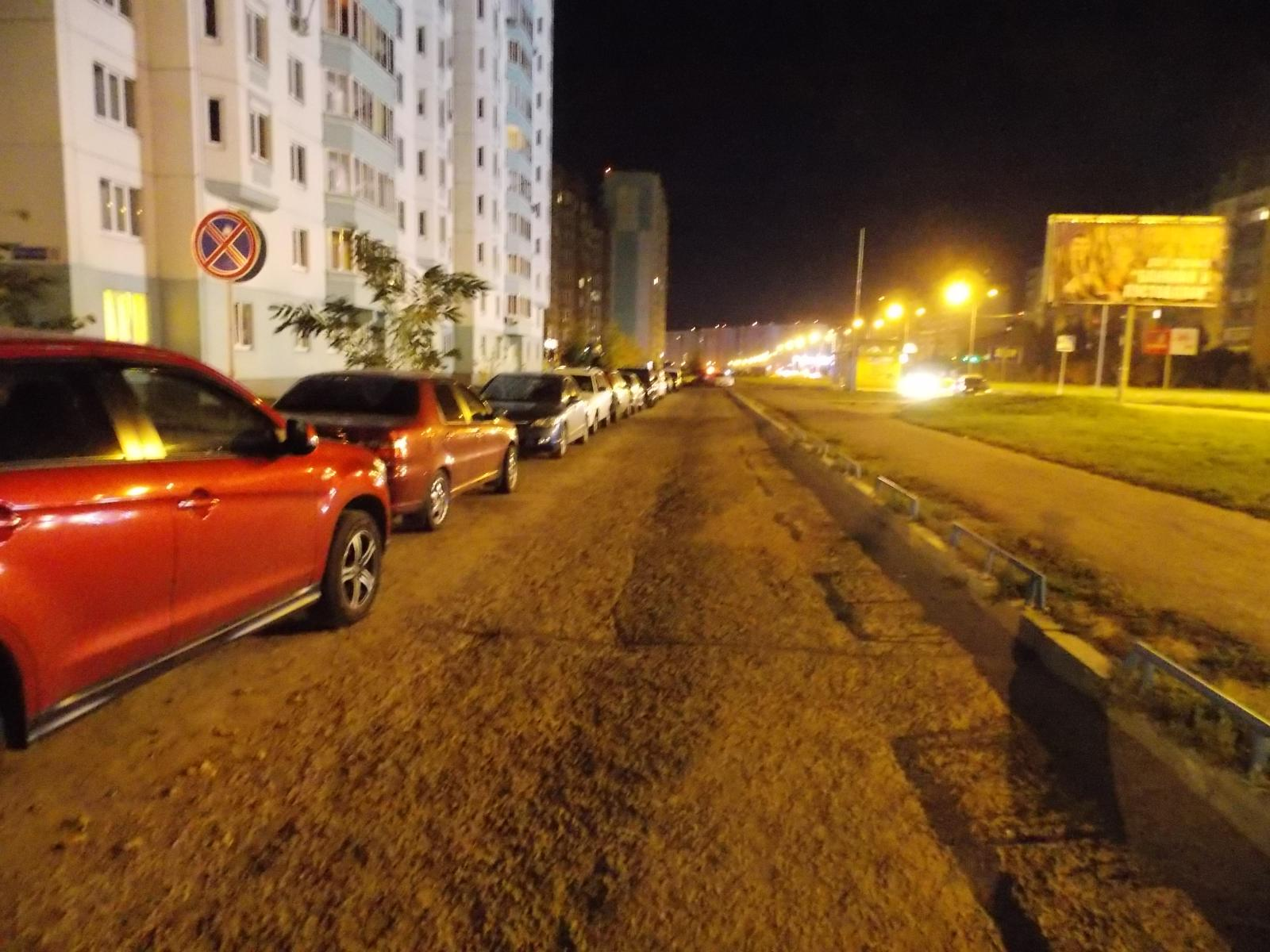 На проспекте Клыкова автомобилист сбил пешехода и скрылся
