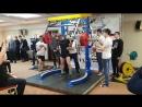 ПРИСЕДАНИЕ 180КГ рекорд Мира