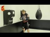 Мощный удар и крепкие кулаки от Алексея Кудина