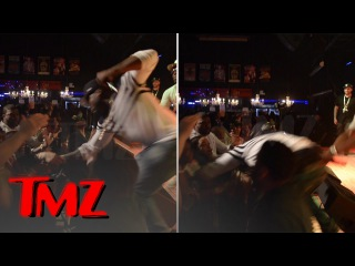 50 Cent Punches Super Aggressive Fan | TMZ