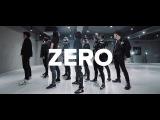 Zero - Chris Brown Lia Kim Choreography