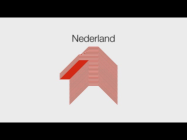 Nederland 1 - Vintage Logo Animation