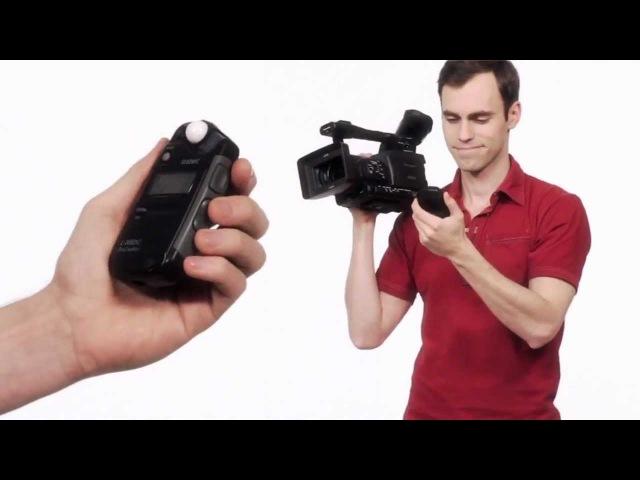 SEKONIC L 308DC флэшметр для фото и видеосъемки