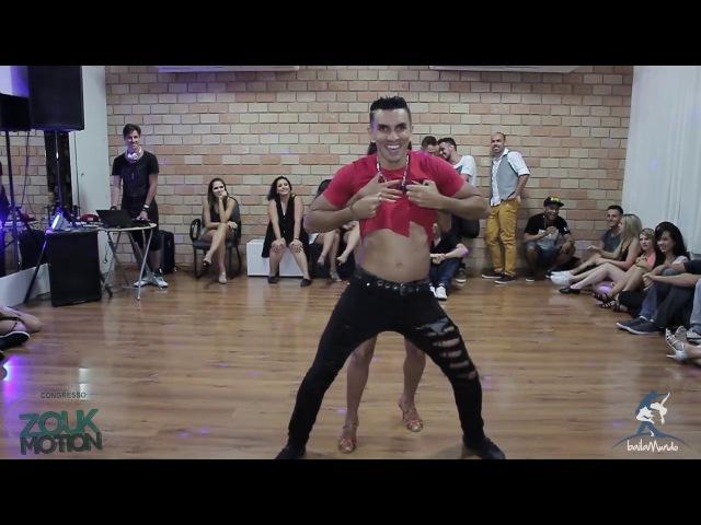 Baila Mundo - Michael Boy e Aline Borges (Zouk in Motion 2017)