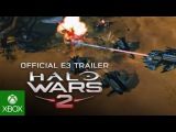 Трейлер мультиплеерной беты Halo Wars 2