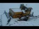 ЗВЕРСКАЯ МОЩЬ тракторов Беларус и Кировец на бездорожье Смотри и удивляйся!