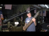 The Most Armed Man in America , Weapons Tour