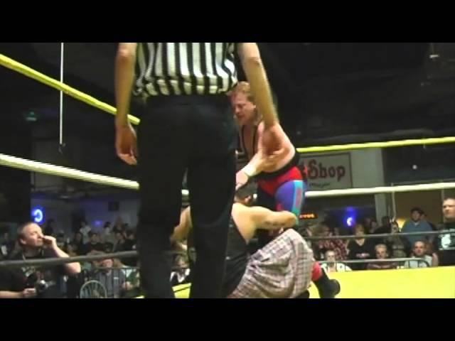 HeadBanger Mosh vs Bobby Starr