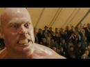 сцена из фильма Бесстрашный Джет Ли против чемпиона MMA