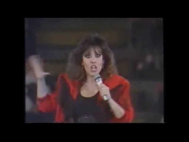 Yardena Аrazi - israeli folk songs medley, 1988 (ירדנה ארזי - שירי רועים)