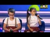 Детский КВН 2017 третья игра («Бобрята», г. Альметьевск, Республика Татарстан)