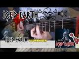 Iced Earth - Stormrider = Guitar Cover = Tabs