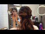 Fishtail Braid Series - Ponytail    Hair Tutorial