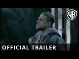 King Arthur Legend of the Sword - Official Trailer - Warner Bros. UK