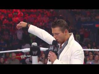 WWE Raw 6/30/14 - Chris Jericho Returns to WWE
