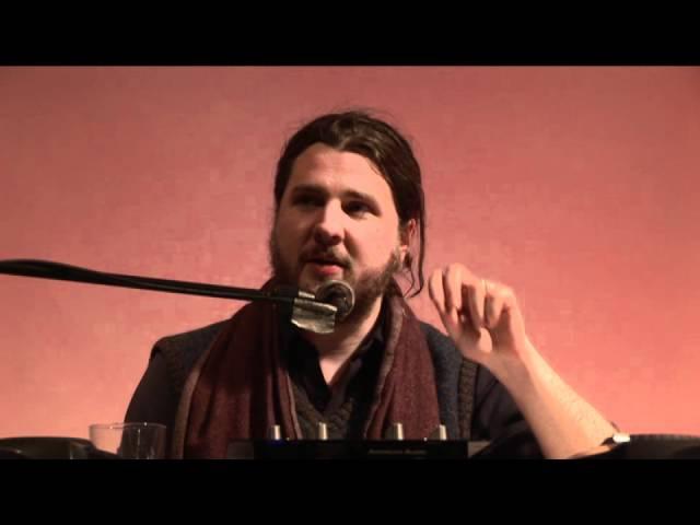 Ian Nagoski - Lecture Pt.8