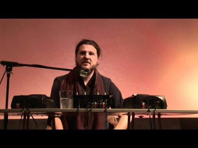 Ian Nagoski - Lecture pt 4.mov