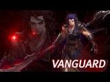 Demonic Lancer Advancement: Vanguard
