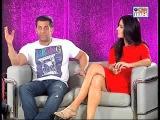 Rajeev Masand interview with Salman Khan &amp Katrina Kaif (Part 1 of 2)