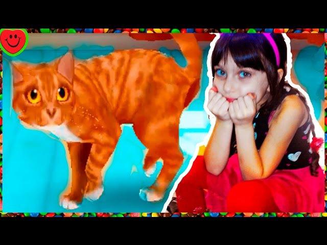 МОЙ ПРИЮТ ДЛЯ КОШЕК2🏠 играем в Cat Hotel котик как у мисс Кэти мультик про котят вид ...