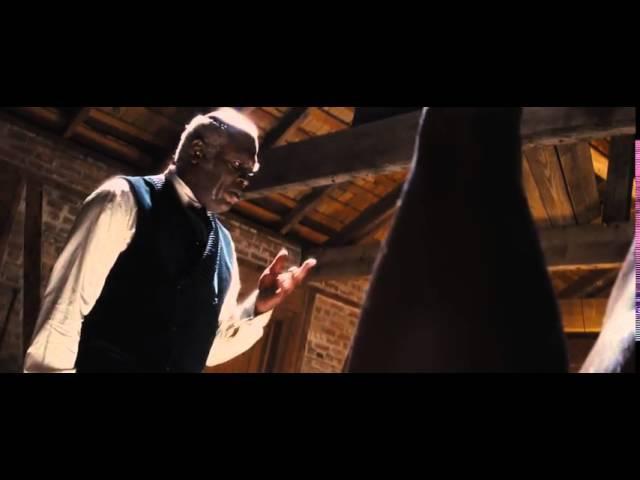 Джанго освобожденный Django Unchained Неудавшееся оскопление