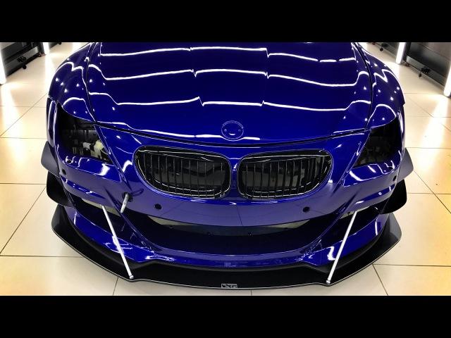 Проект 1500 сил BMW M6 V10 BENTLEY CONTINENTAL GT 642 силы и первая за 11 лет встреча выпускников
