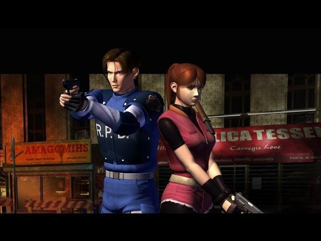 Resident Evil 2 1998 обзор от РокДжокера
