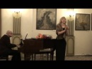 П. Чайковский - Средь шумного бала - Елена Новак меццо - сопрано,Леонид Базилевич ф но