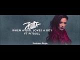 J Sutta - When I Girl Loves a Boy feat. Pitbull (AUDIO)
