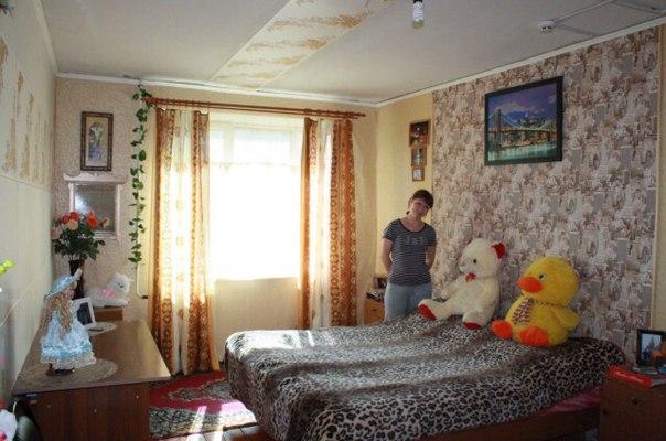Общежитие, комната 21кв.м., ул Аэродромная 58а, можно семье на долгий