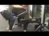Влад Алхазов, приседания 390 кг на 3 раза