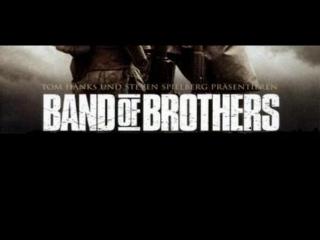 Просто мнение: Сериал Братья по оружию (Band of Brothers) Wolfing обзор