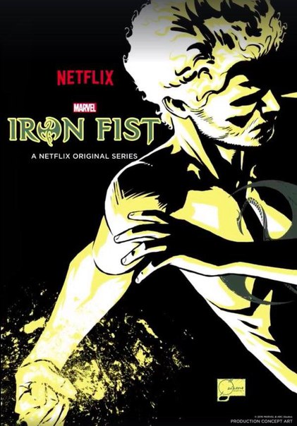 Встречайте новый сериал Marvel и Netflix: первый тизер‑трейл