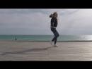 Shuffle dance 💙🌊 instagram/aleksi_aaa/