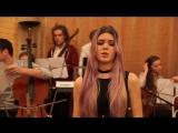 . Nightwish – Kuolema Takee Tajtelijan солистка: Варвара Валовиль. Оркестр гитаристов «Анимато» Руководитель и дирижер Геннадий