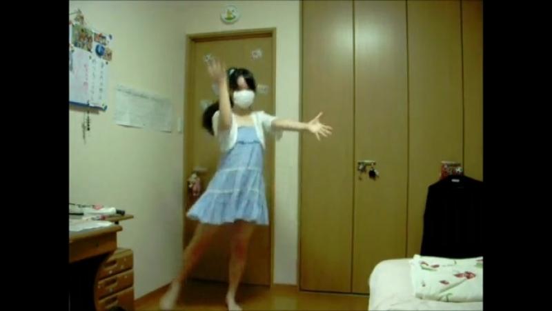 Sm18287051 白桃 te yut te 踊ってみた