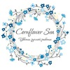 """""""Cornflower Sea""""- цветы ручной работы🌿"""