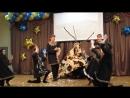 Лобненский Олимп. Луговская СОШ. Чукотский танец.