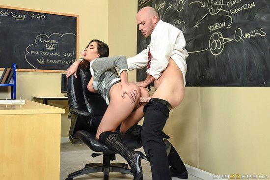 BigTitsAtSchool – Karlee Grey – No Bubblecum In The Classroom