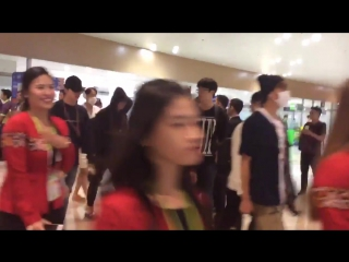 [fancam] 17/05/01 naia airport