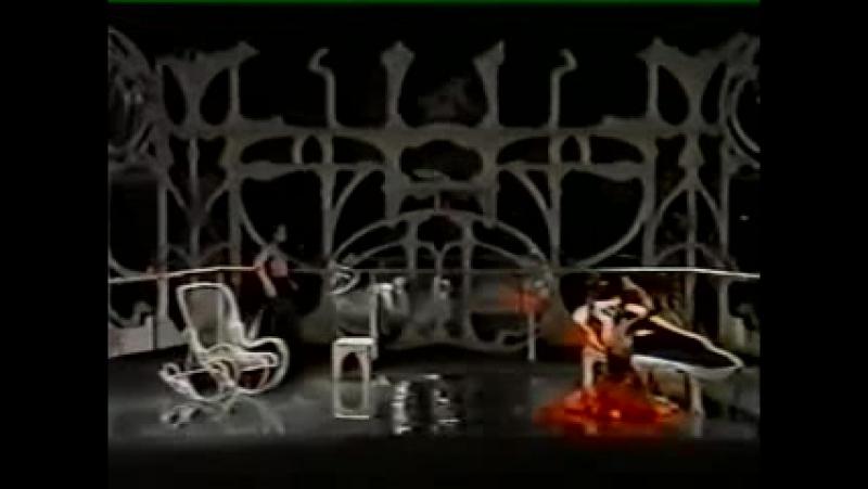 Спектакль «Служанки», 1991, Театр Романа Виктюка