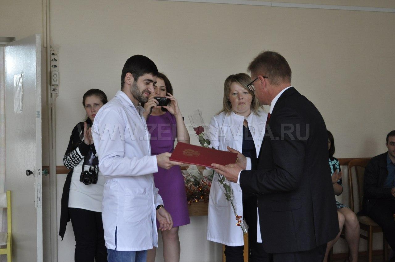 День медицинского работника отметили в Зеленчукской ЦРБ