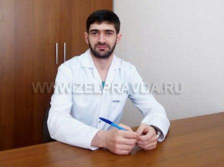 Хирурга из Зеленчукской ЦРБ отблагодарили за квалифицированную помощь
