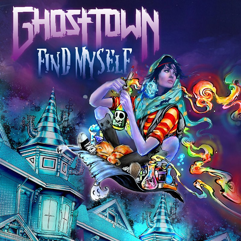 Ghost Town - Find Myself [single] (2016)