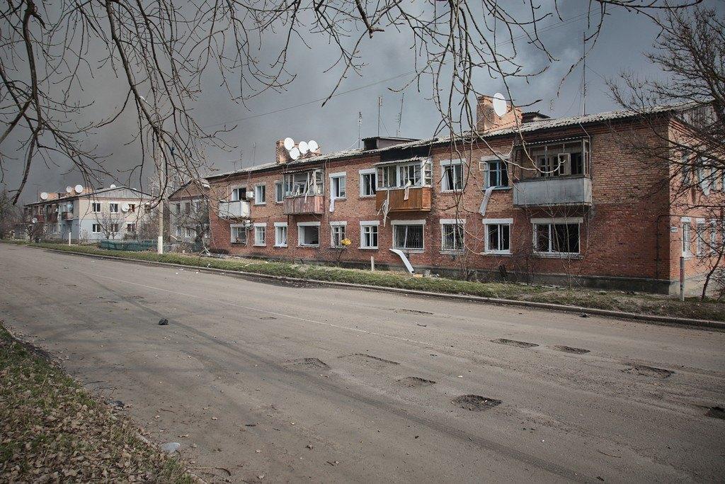 Балаклейский райсовет выделил 2 миллиона гривен на восстановление города после взрывов