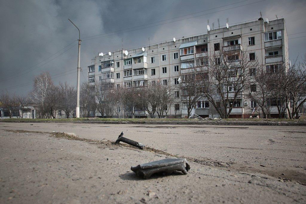 Утром в Балаклее еще слышны взрывы, город третий день без газа