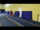 Василина прыговая акробатика 2 взр разряд